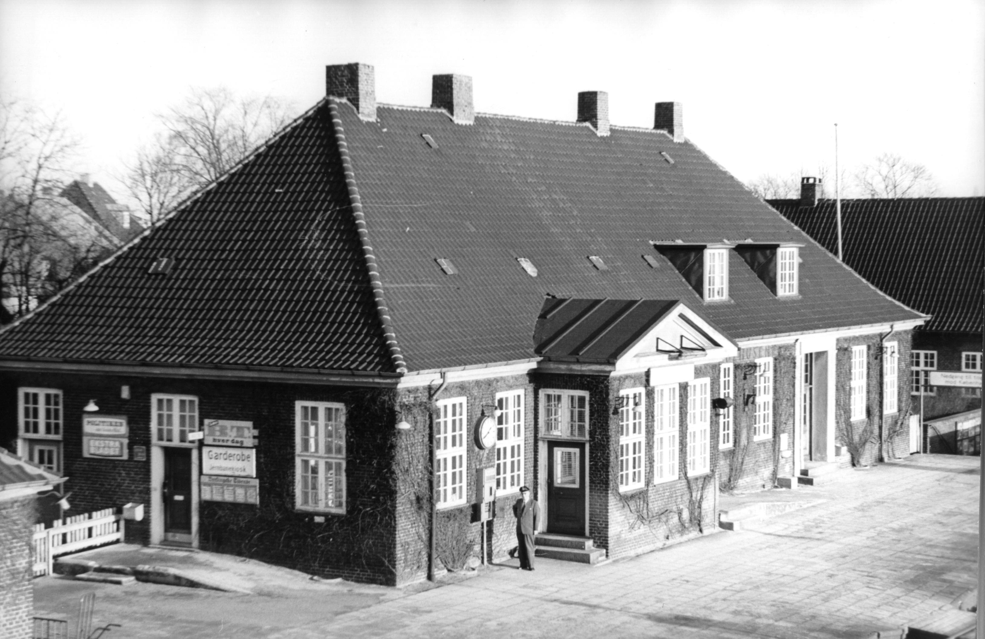 Hedehusene Station