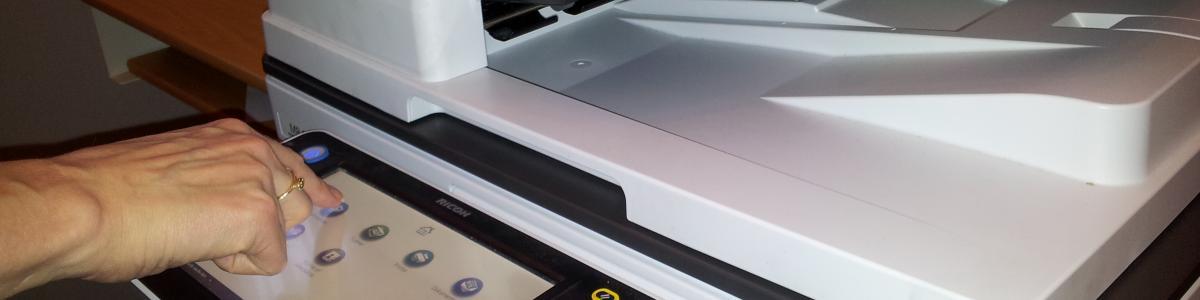 Kopimaskine