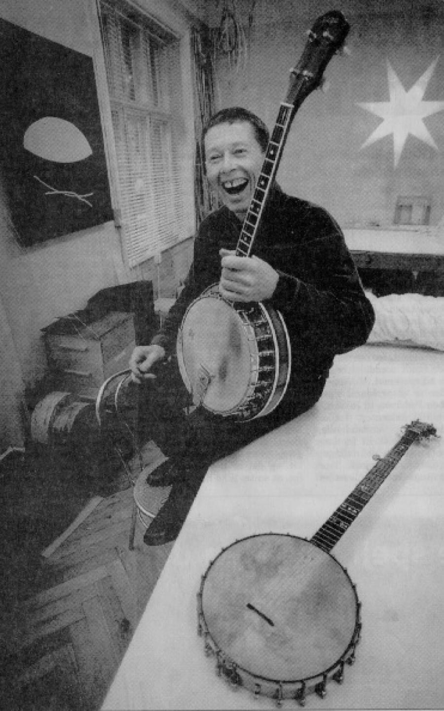Da Banjo var krumtap