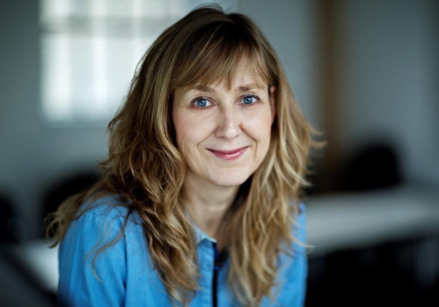 Forfatter, Cecilie Eken