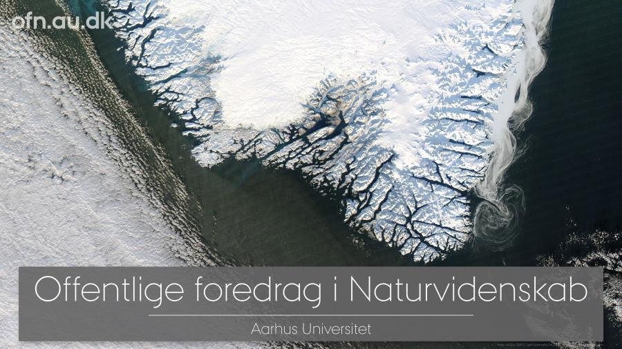 Livestream fra Aarhus Universitet: Grønlands indlandsis