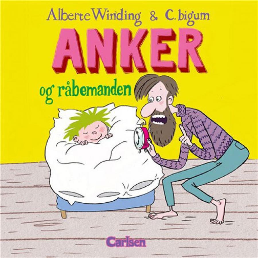Forside af bogen Asker og råbemanden