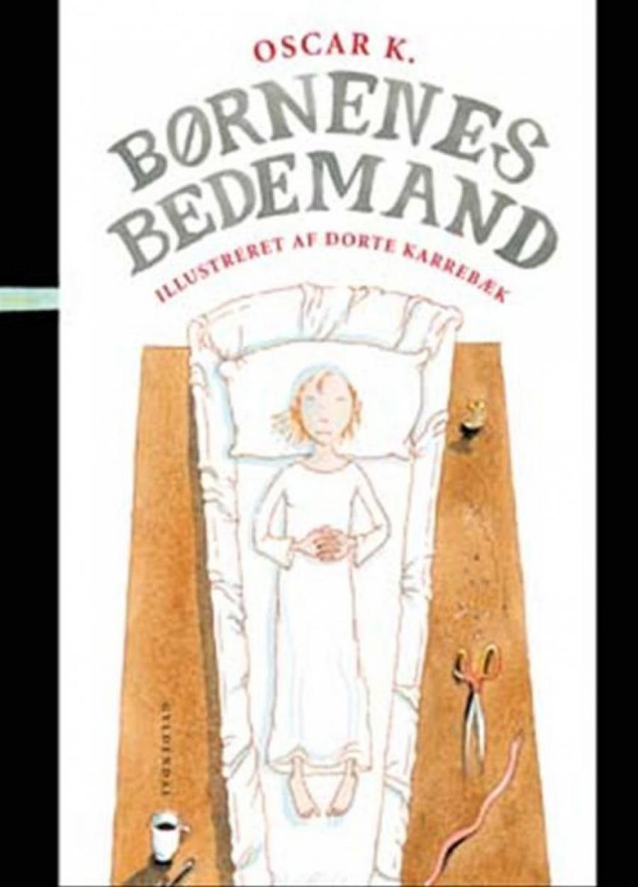 Forside af bogen Børnenes bedemand