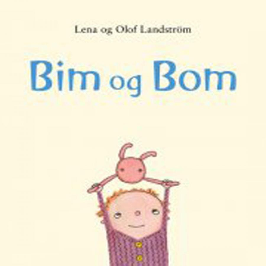 Forside af bogen Bim og Bom