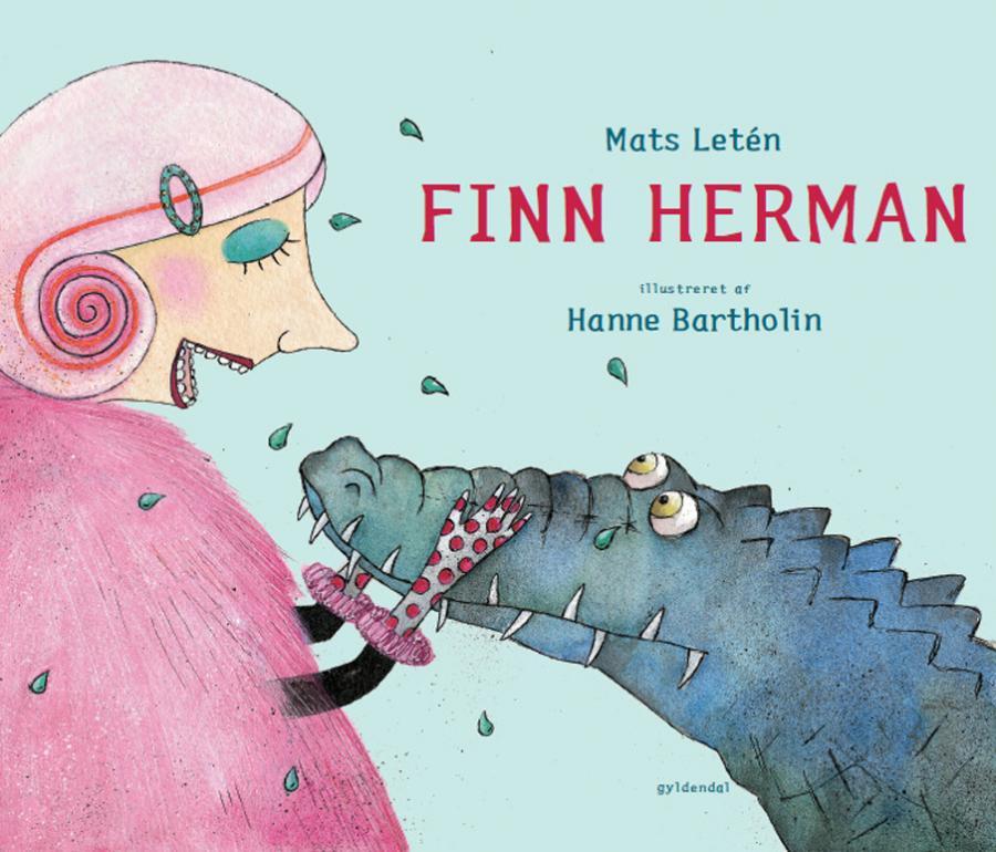 Forside af bogen: Finn Herman