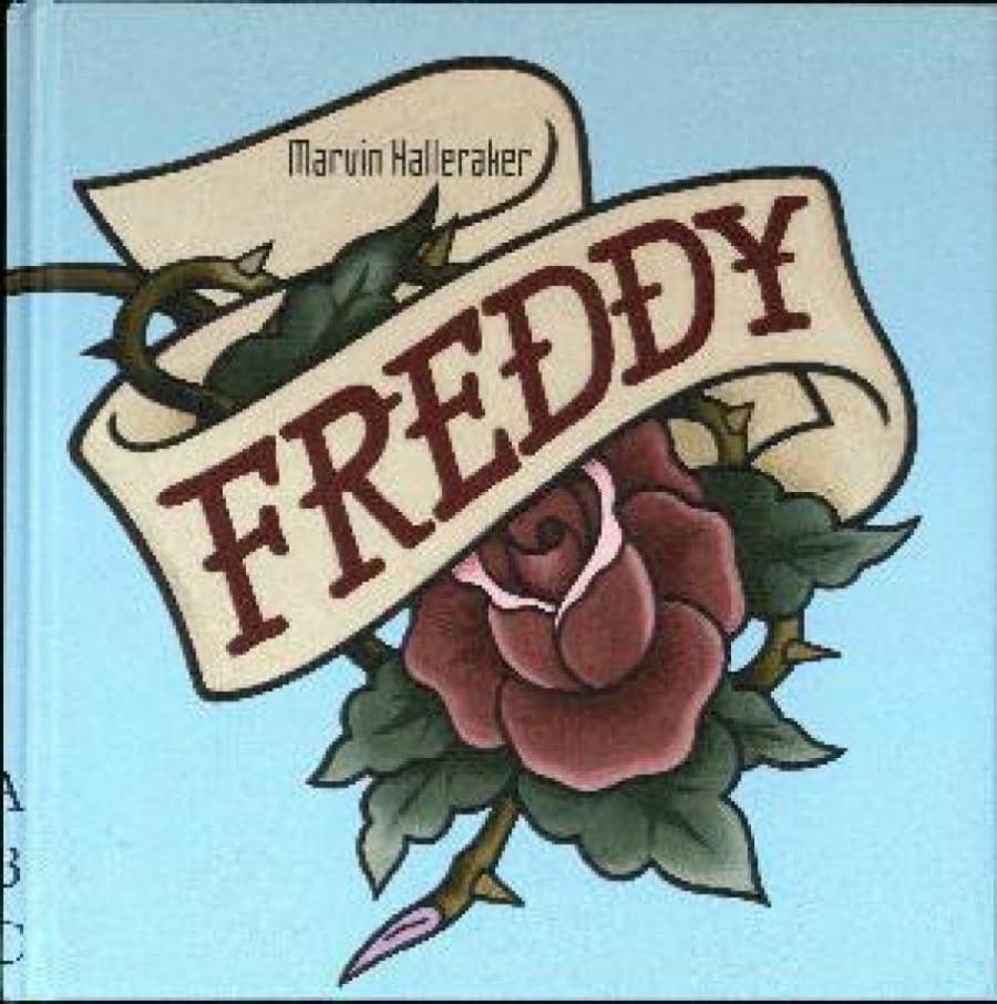 Forside af bogen Freddy