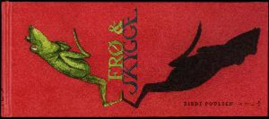 Forside af bogen Frø og skygge