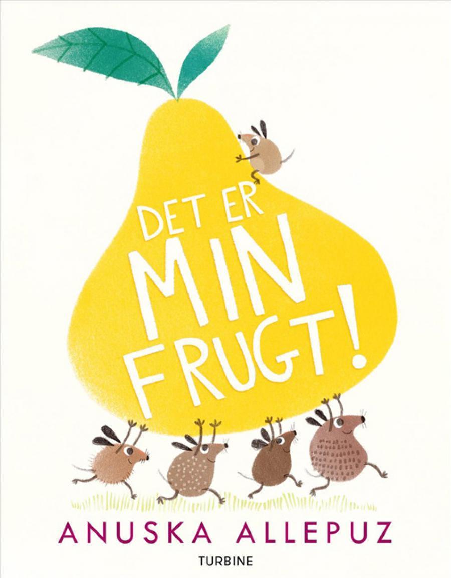 forside af bogen Min frugt