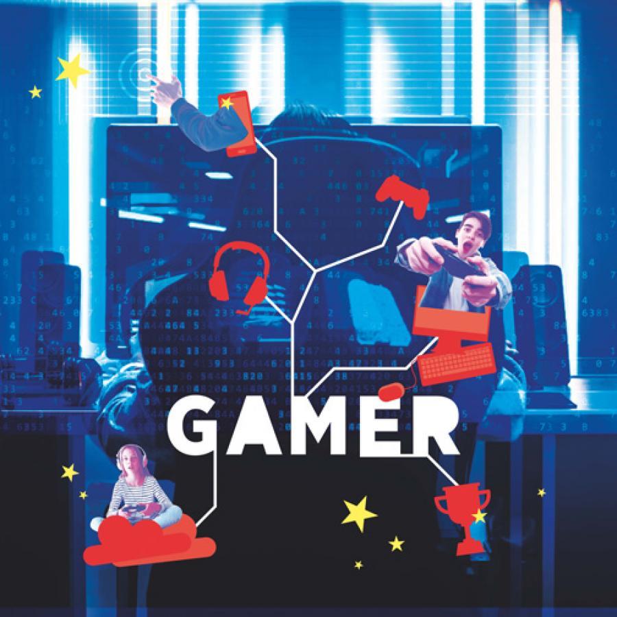 Emneliste - Børn -gamer