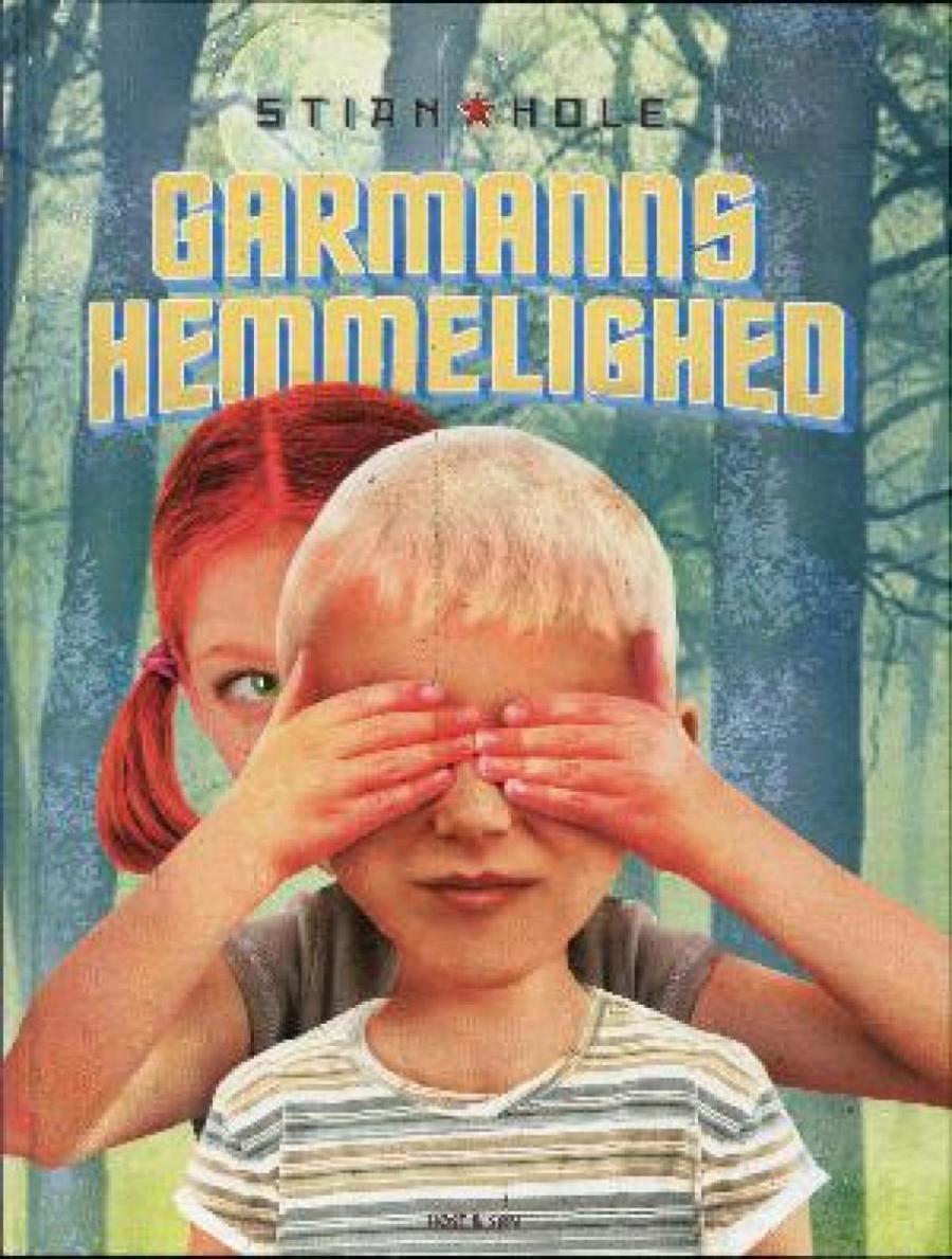 Forside af bogen Garmanns hemmelighed