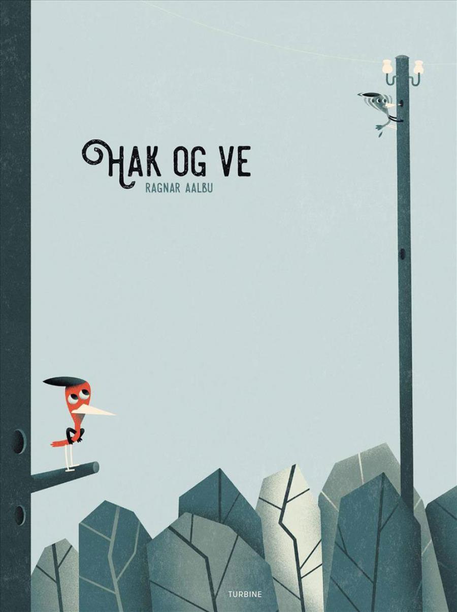 Forside af bogen Hak og ve