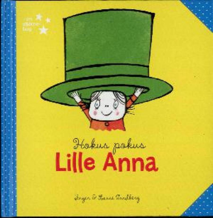 Forside til bogen Hokus pokus Lille Anna
