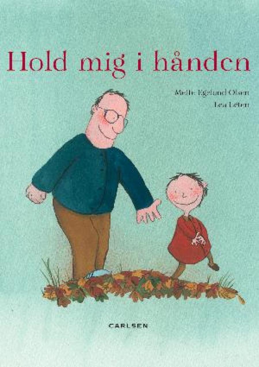 Forside af bogen Hold mig i hånden