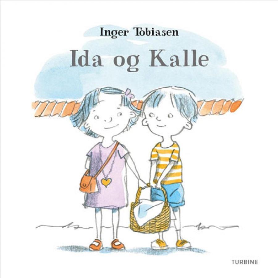 Forside af bogen Ida og Kalle