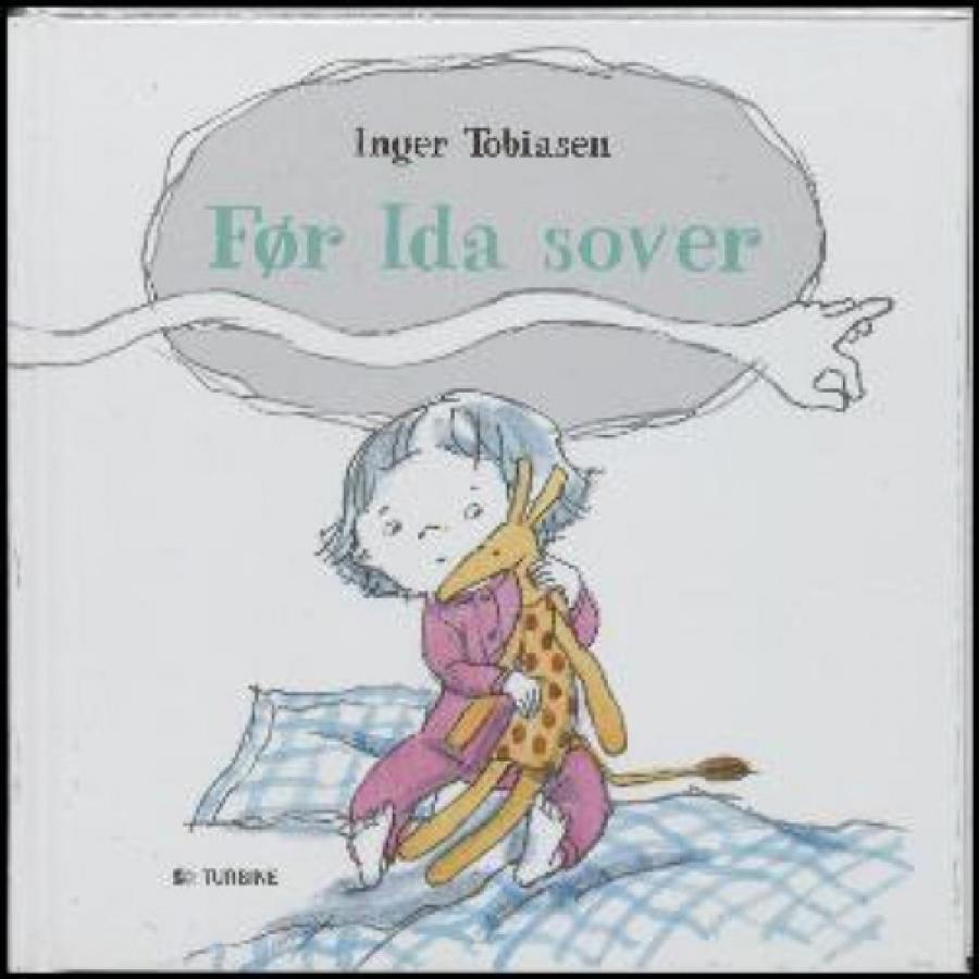 Forside af bogen Før Ida sover