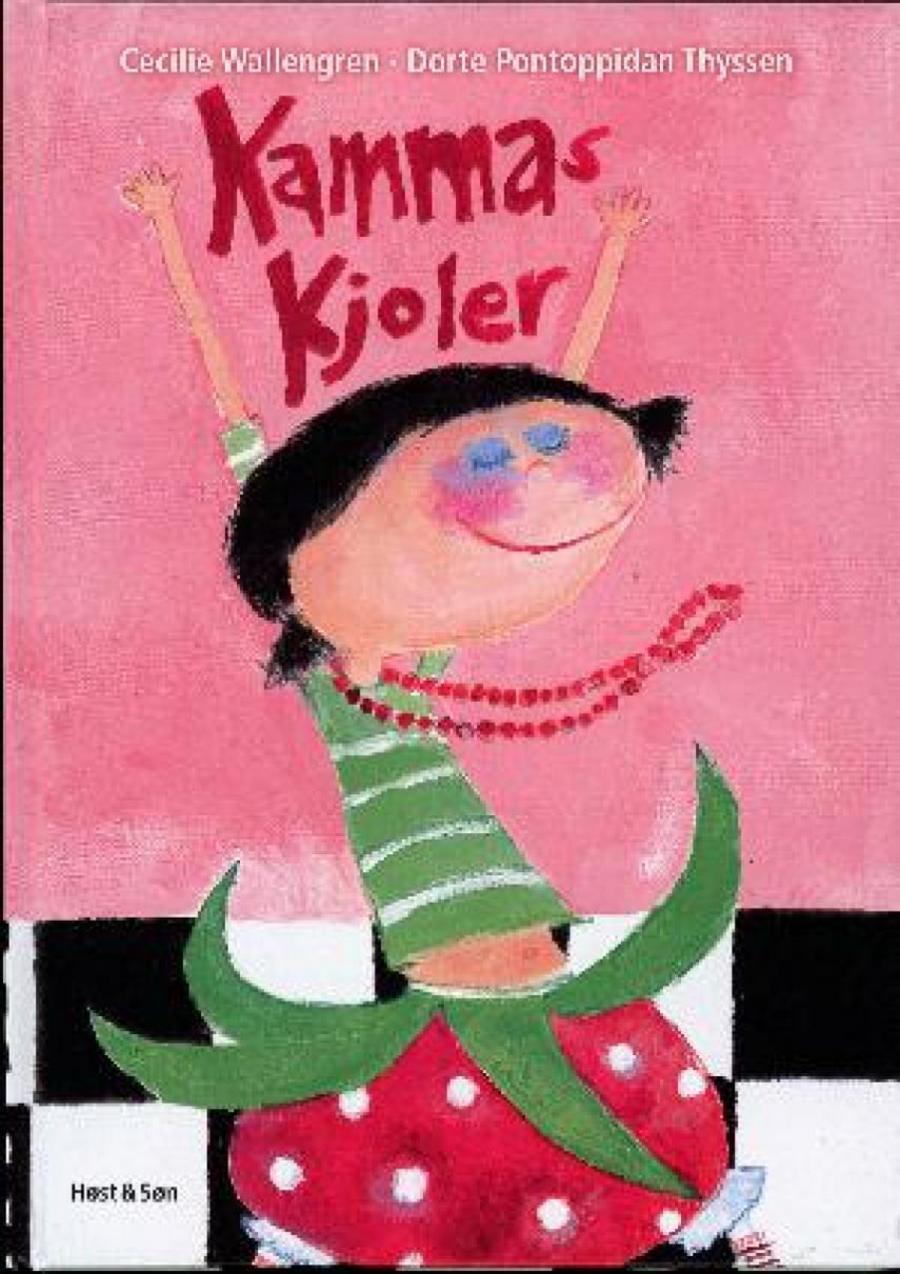 Forside af bogen: Kammas kjoler