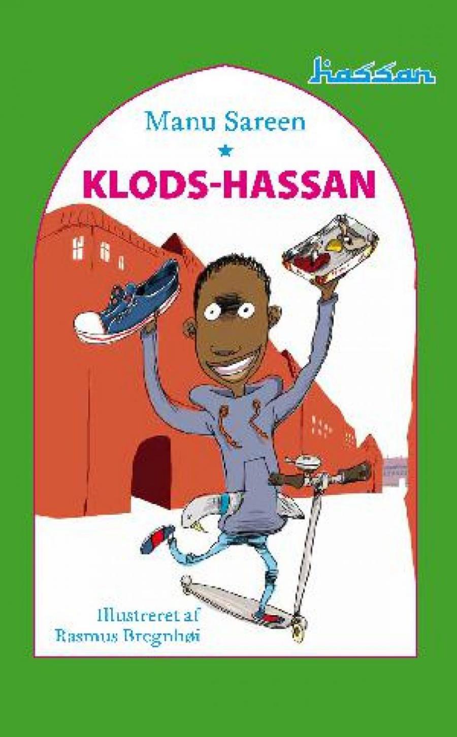 Forside af bogen Klods-Hassan