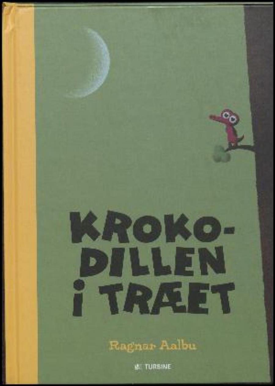 Forside af bogen Krokodillen i træet