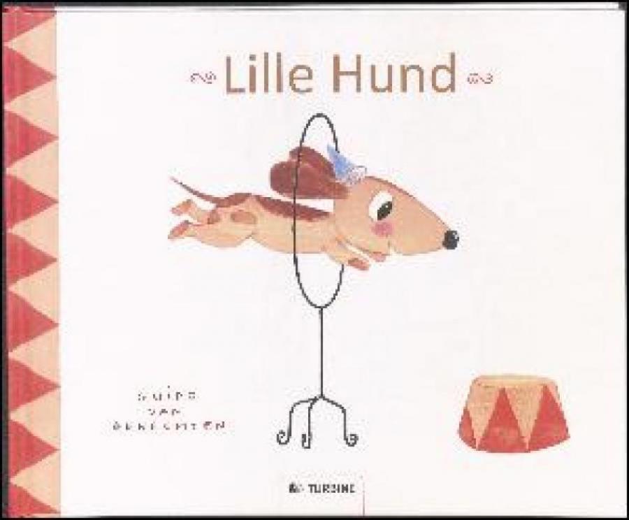 Forside af bogen Lille Hund
