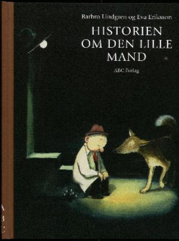 Forside af bogen Historien om den lille mand