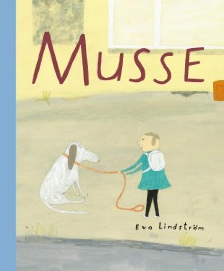 Forside af bogen Musse