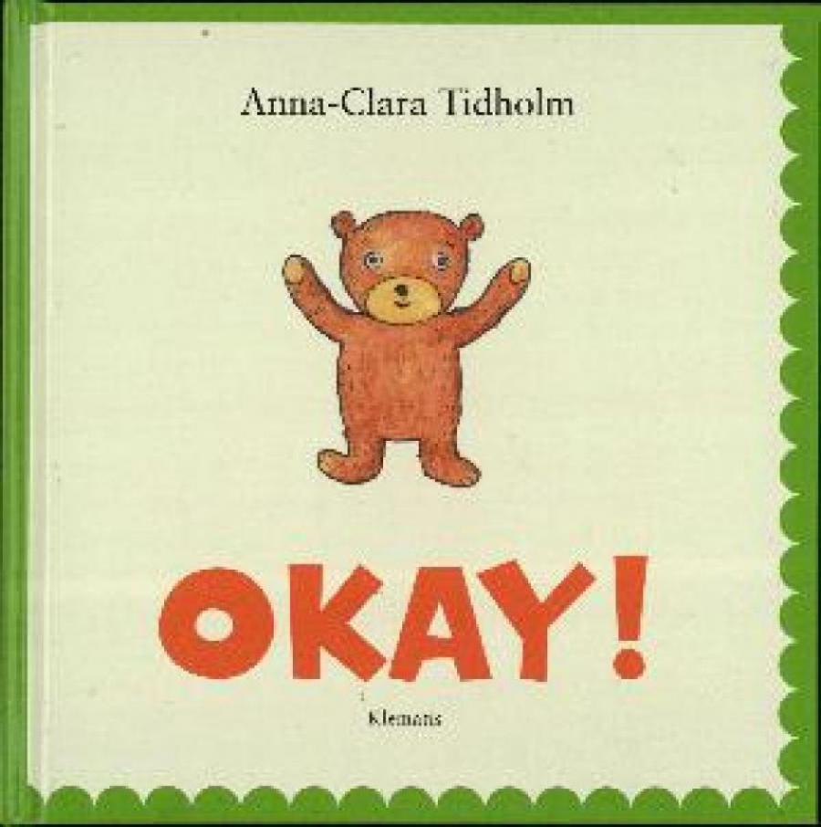 Forside til bogen Okay
