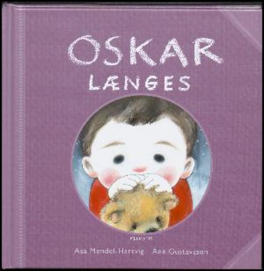 Forside af bogen Oskar længes