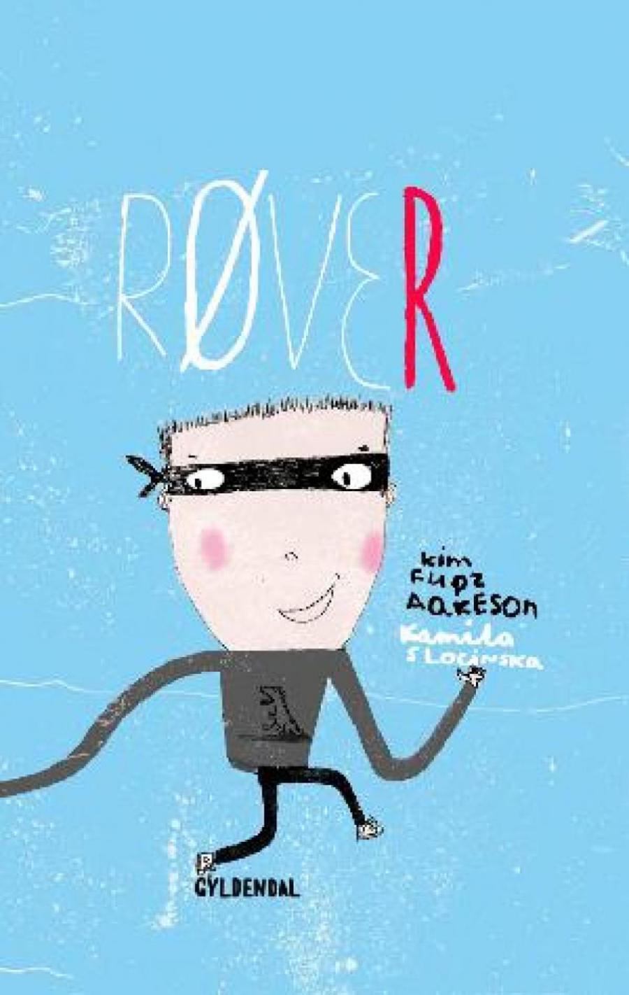 Forside af bogen Røver