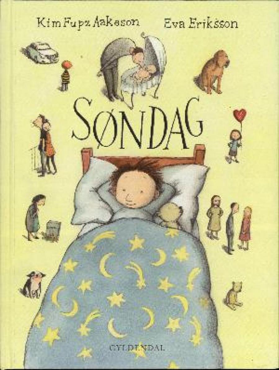 Forside af bogen Søndag