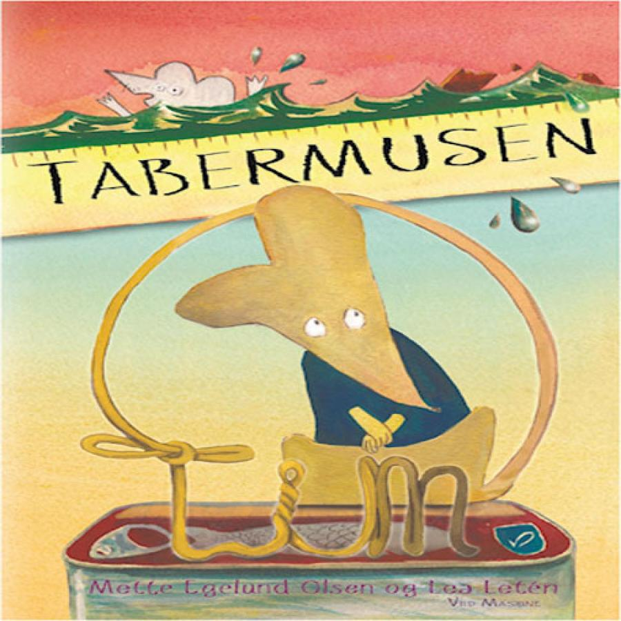 Forside af bogen Tabermusen Tim