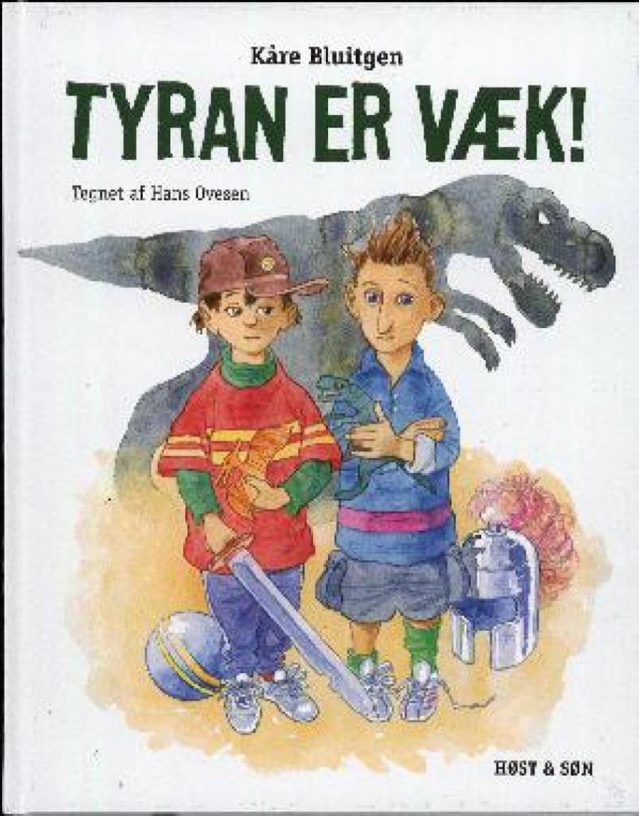 Forside af bogen Svinedrengen