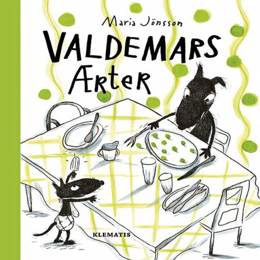 forside af bogen Valdemars ærter