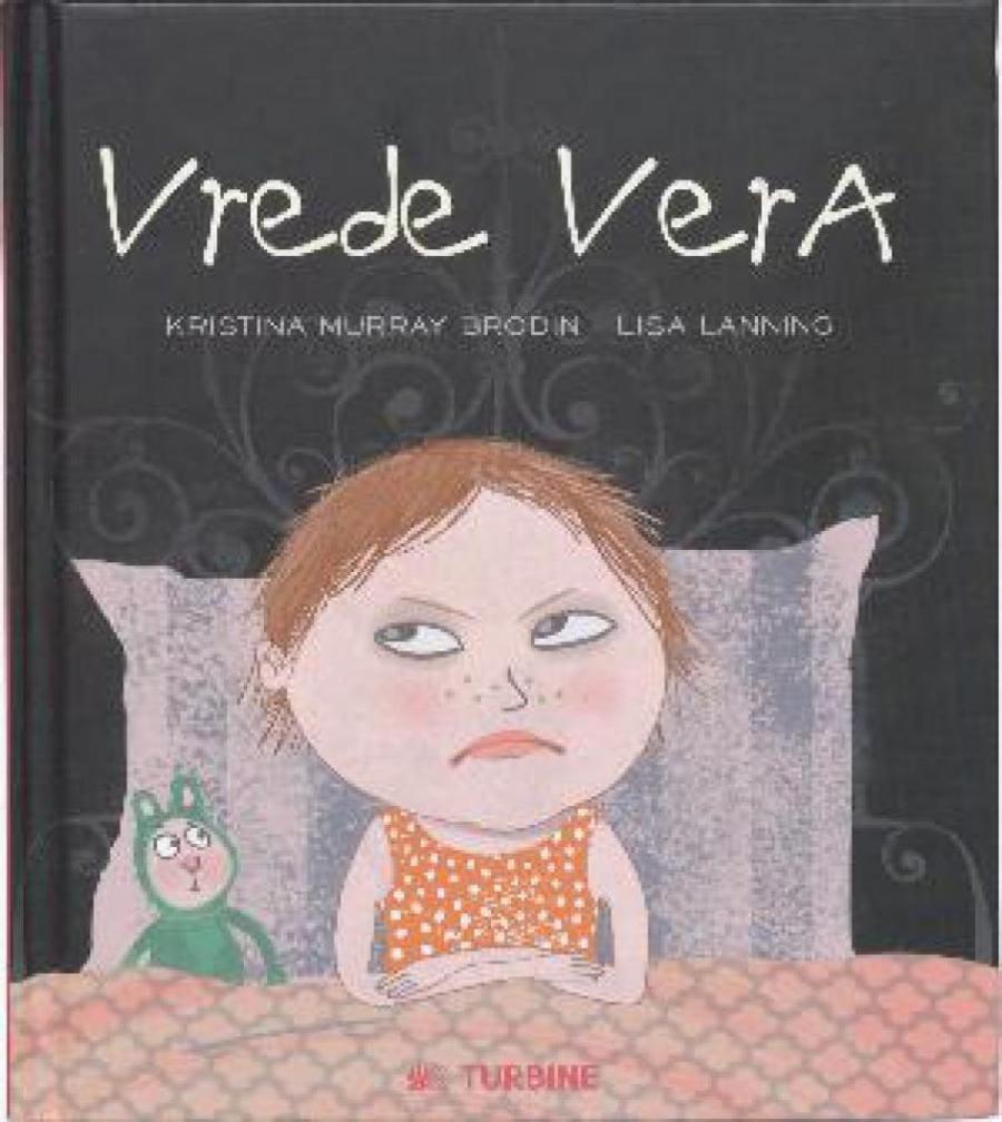 Forside af bogen Vrede Vera