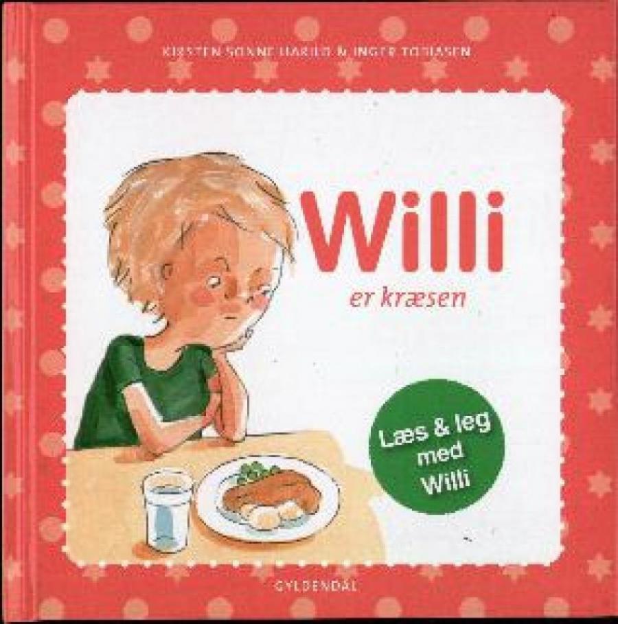 Forside af bogen Willi er kræsen