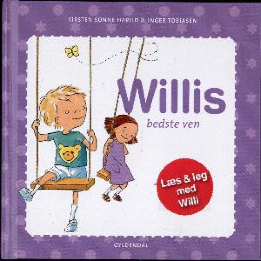 Forside af bogen Willis bedste ven